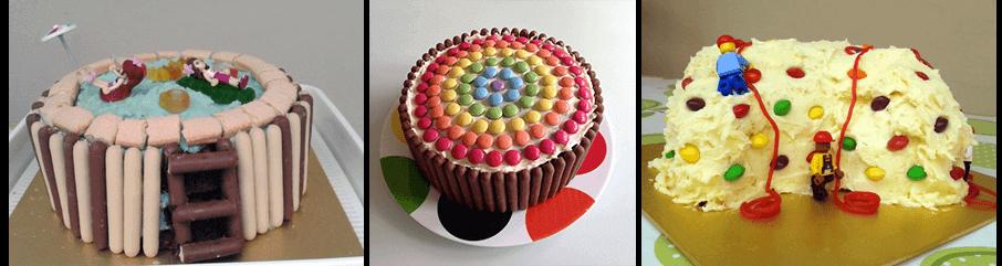 Children's Parties - Cakes