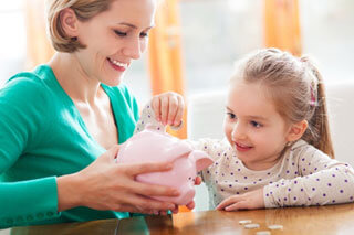 Bad money habits you're teaching your children