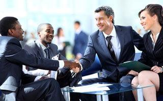 Business communication skills.