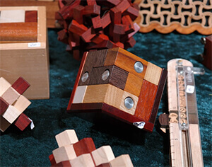 Improve Creativity - Engage with puzzles