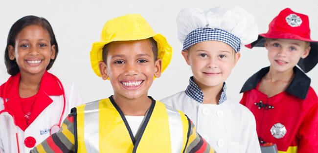 The importance of teaching kids job skills.