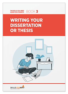 study skills dissertation writing