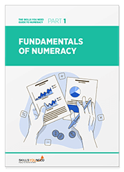 Fundamentals of Numeracy - The Skills You Need Guide to Numeracy