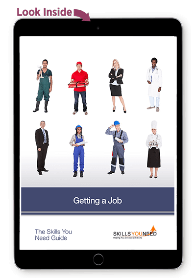 The Skills You Need Guide to Getting a Job