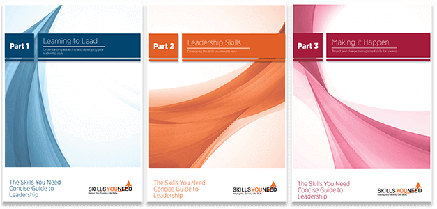 The Skills You Need Concise Guide to Leadership