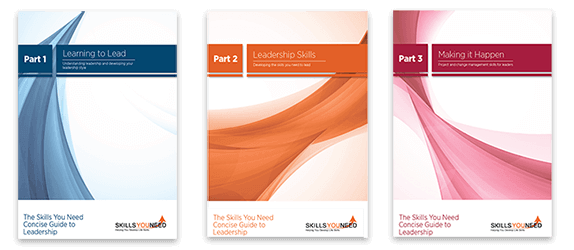 Leadership skills skillsyouneed the skills you need concise guide to leadership fandeluxe Gallery