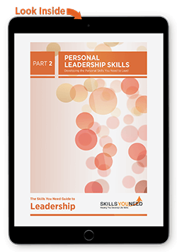 Personal Leadership Skills - Look Inside