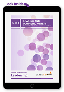 Leading and Managing Others - Look Inside