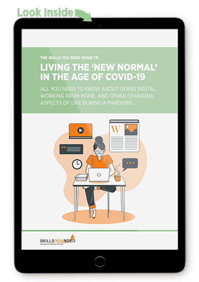 The Skills You Need Guide Living the 'New Normal' in the Age of Covid-19