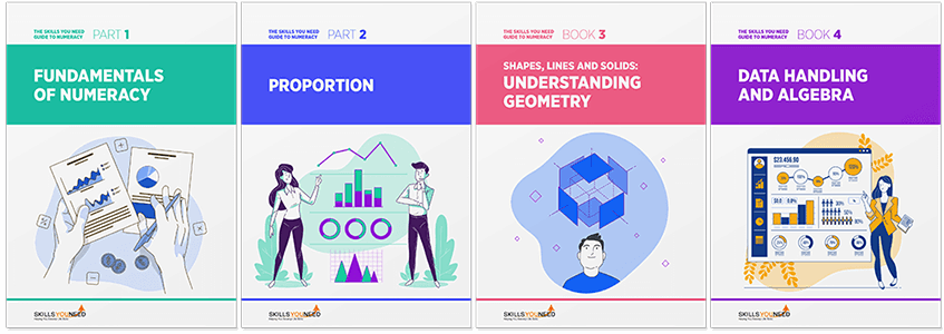 The Skills You Need Guide to Numeracy