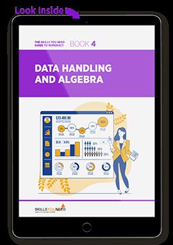 Data Handling and Algebra - Look Inside