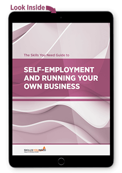Self-Employment and Running Your Own Business - Look Inside