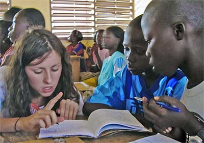 Gap Year Skills - Learn by Teaching